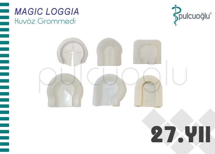 MAGIC LOGGIA KUVÖZ GROMMEDİ
