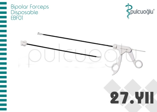 DİSPOSABLE FORCEPS