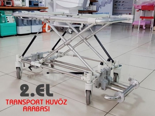 2.EL TRANSPORT KUVÖZ ARABASI
